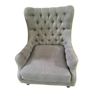 HD Buttercup Lynbrook Dakota Smoke Gray Chair
