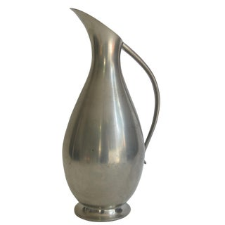 Mid-Century Jeka Tiel Large Pitcher
