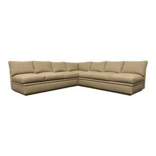 RJones Adam Armless 3-Piece Sectional