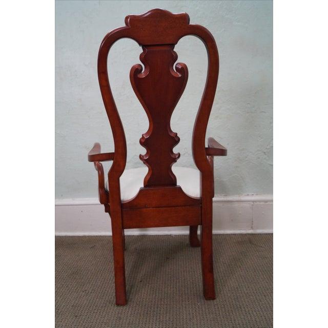 Pulaski Antiques Roadshow Queen Anne Chairs - 4 - Image 4 of 10 - Pulaski Antiques Roadshow Queen Anne Chairs - 4 Chairish