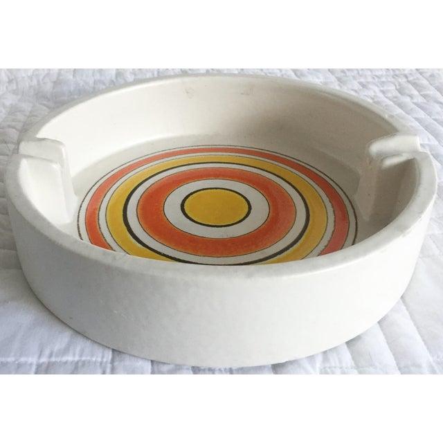 Mid-Century Italian Pottery Ashtray - Image 2 of 5