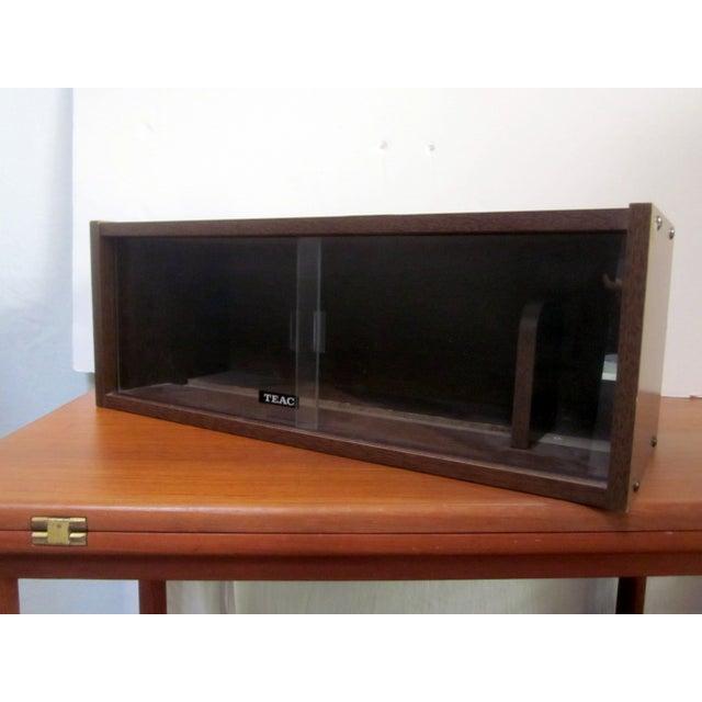 Vintage Danish Teac CD Cabinet - Image 3 of 7