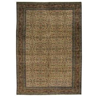 "Floral Kayseri Carpet - 6'6"" x 9'4"""