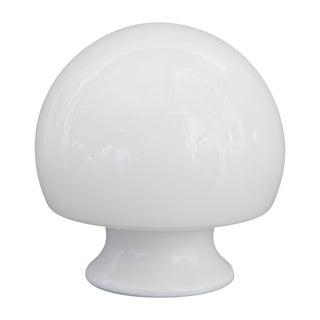 Murano Glass Mushroom Lamp in the Manner of Gino Vistosi