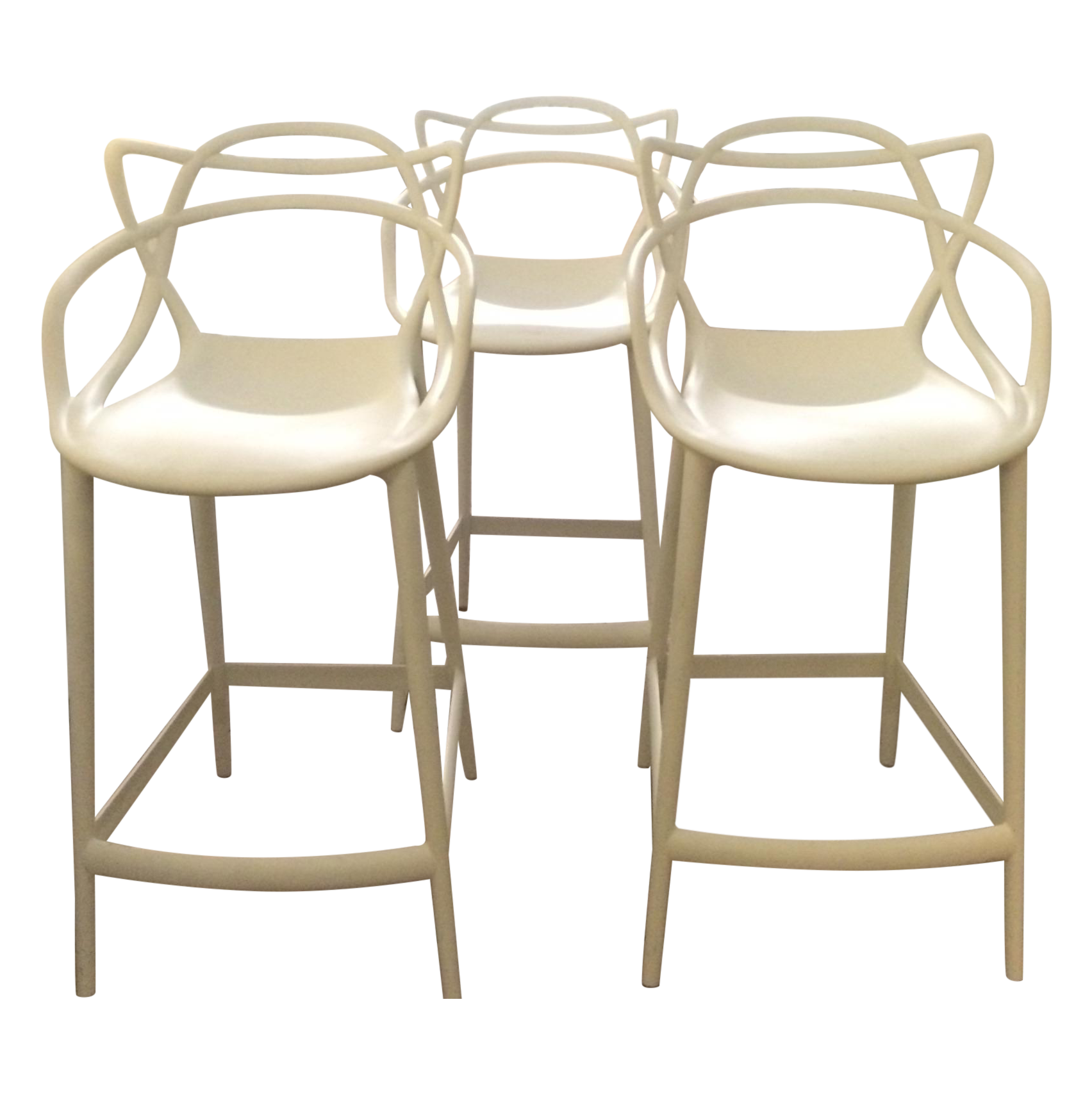 Kartell Masters White Bar Stools Set of 3 Chairish : d204e664 c778 411c 8ba9 400a8732477aaspectfitampwidth640ampheight640 from www.chairish.com size 640 x 640 jpeg 36kB