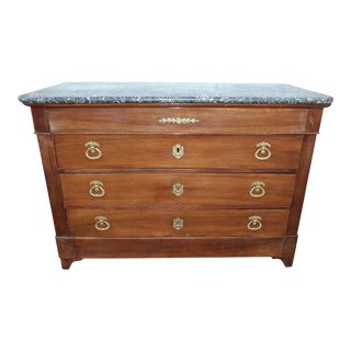 Antique 19th C. French Dresser Commode