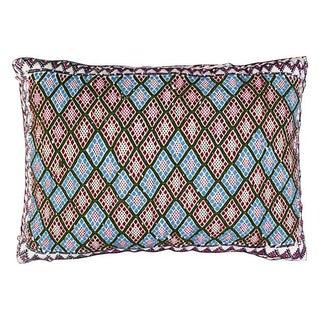 Moroccan Intricate Diamond Sham