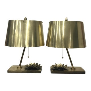 Arteriors Corsage Table Lamps - A Pair