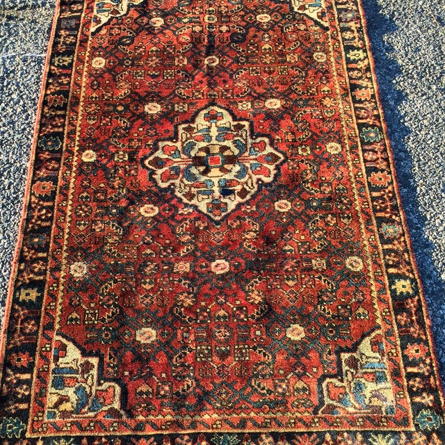 Hoseinabad Persian Rug - 3′ × 5′1″ - Image 3 of 10