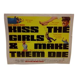 1966 Vintage Movie Poster
