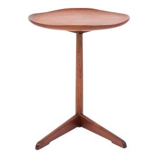 Norwegian Modern Teak Side Table by Steen & Strøm