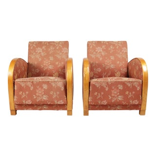 Karl Andersson-Style Armchairs - a Pair