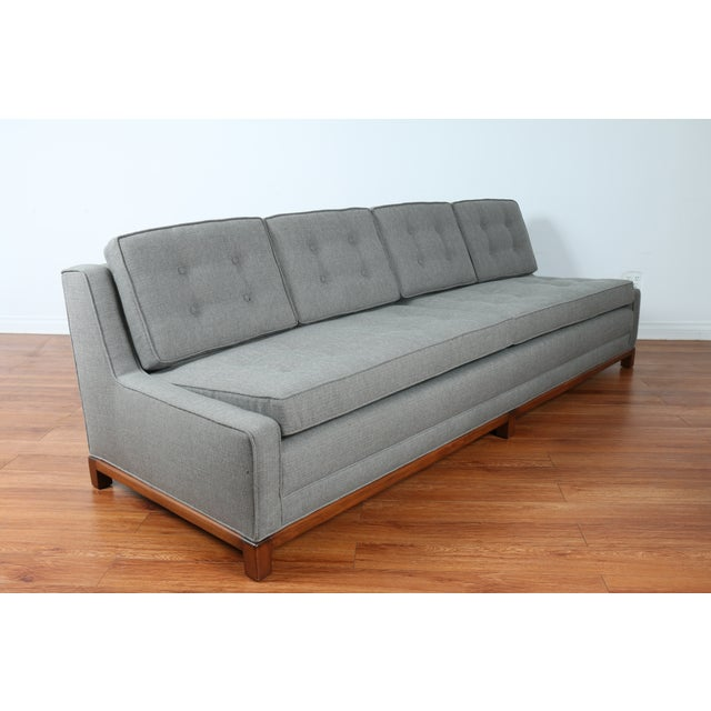 Image of 1950s Hollywood Regency Style Sofa