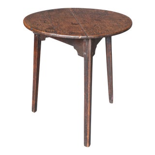 19th Century Cricket Table