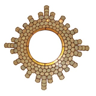 Sunburst Moroccan Mirror