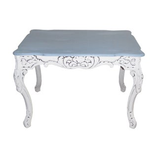 Louis XV Style Carved Accent Table