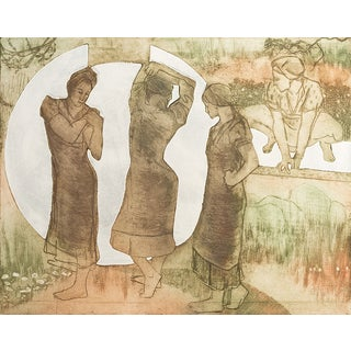 Judgement of Paris, Print