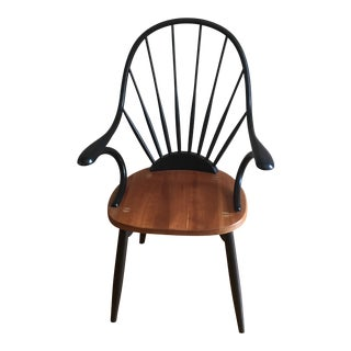 Sunburst Windsor Chair