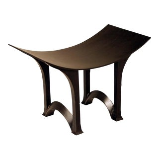 Kriess Curved Iron Mayan Chow Table