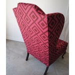 Image of The Hicks Wingback Chair