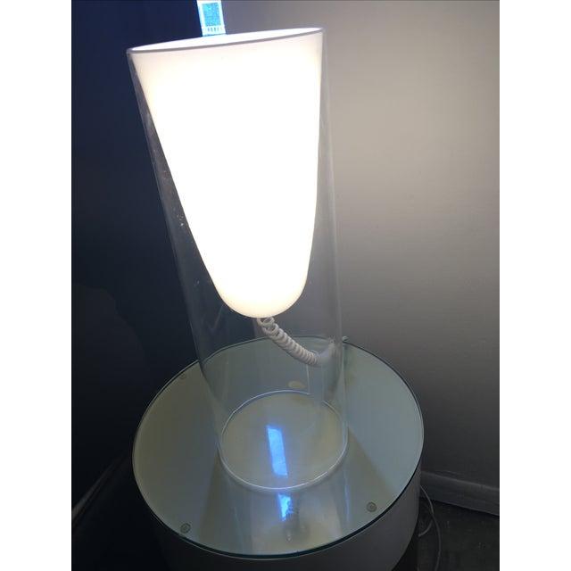Kartell toobe table lamp chairish - Toobe kartell ...