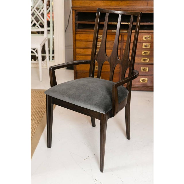 Mid-Century Pair of Brasilia Dining Chairs - Image 3 of 7