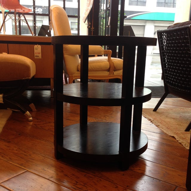 Ebony Occasional Table - Image 8 of 9