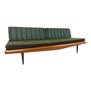 Mid-Century Modern Platform Sofa Attributed to Adrian Pearsall