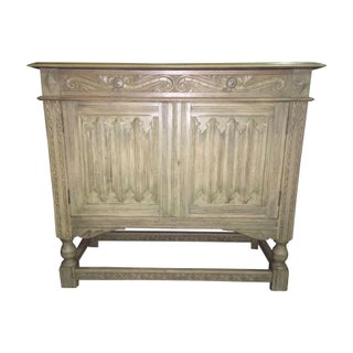 Antique Petite Kittinger Buffet