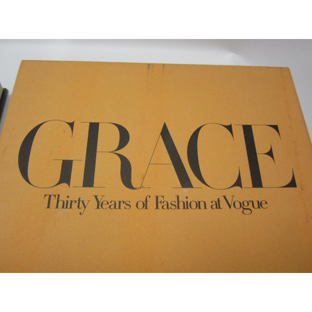 Grace, Thirty Years of Fashion at Vogue, First Edition Book in Original Box Grace Coddington - Image 8 of 9