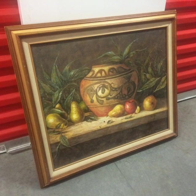 R. Wesley Original Oil Painting - Image 5 of 7