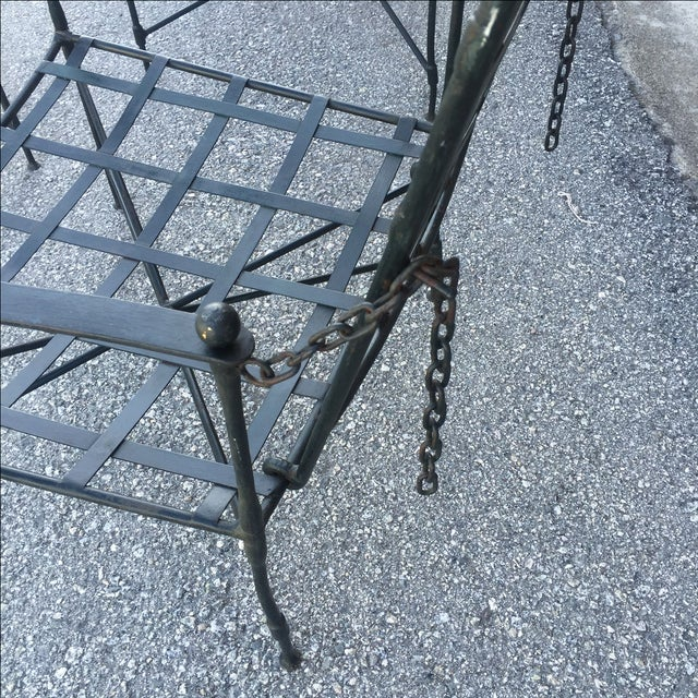 Mario Papperzini Salterini Lounge Chairs - Pair - Image 5 of 8