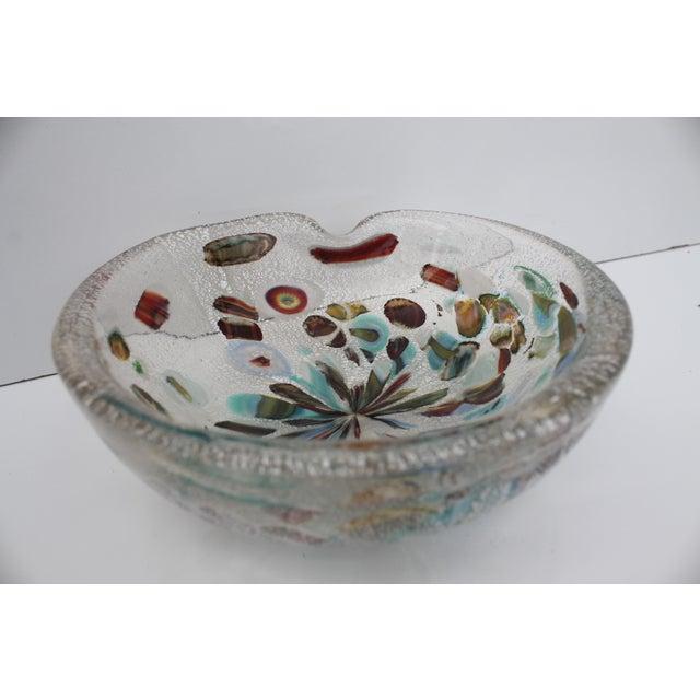 Murano Glass Millefiori Bowl - Image 3 of 8