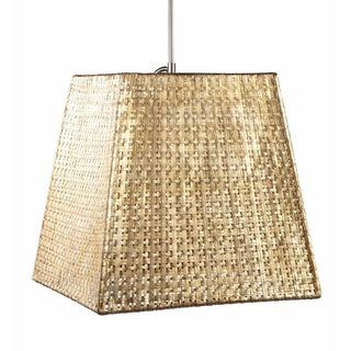 Selamat Designs Seline Square Tapered Pendant