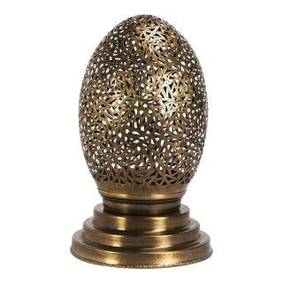 Fez Golden Egg Lamp