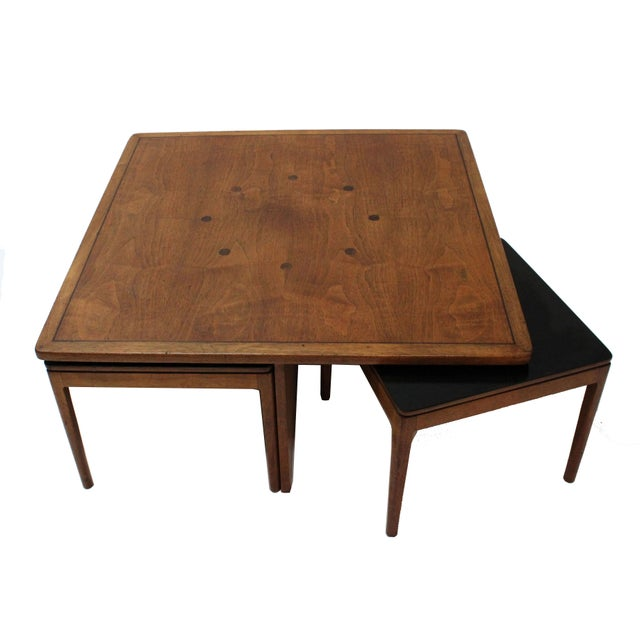 Kipp Stewart Drexel Declaration Coffee Table Cocktail