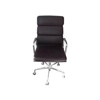 Eames Inspired Soft Pad High Back Chair