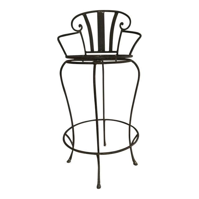 Image of 14 Italian Biedermeier-Style Bar Stool