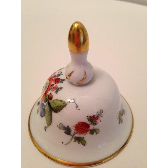 Vintage Herend Bell - Image 3 of 5