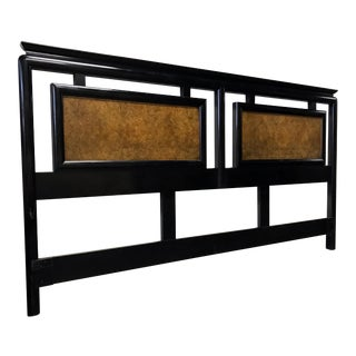 Century Asian King Headboard