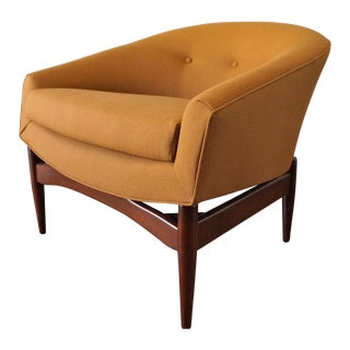 Original Mid-Century Lounge Chair