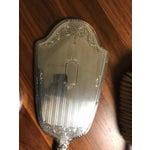 Image of Birks Sterling Silver Vanity Set