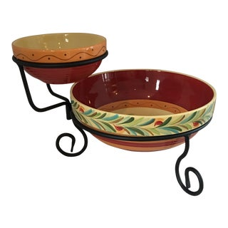 Gail Pittman Siena Serving Bowl Set