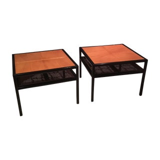 Cocktail Tables Michael Taylor for Baker - A Pair