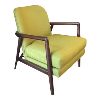 Vintage Thayer Coggin Mid-Century 'Lex' Chair