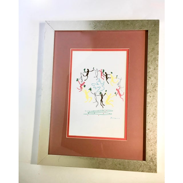 Picasso's 'Dance of Youth' Print - Image 2 of 3