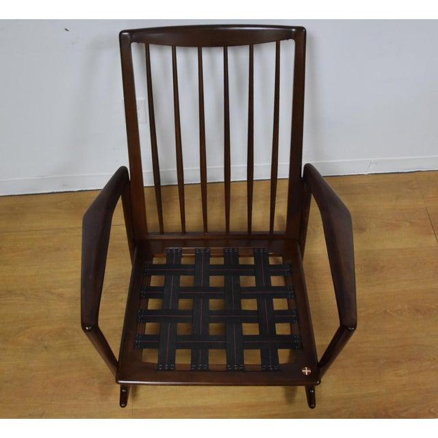Ib Kofod Larsen for Selig Rocking Chair - Image 11 of 11