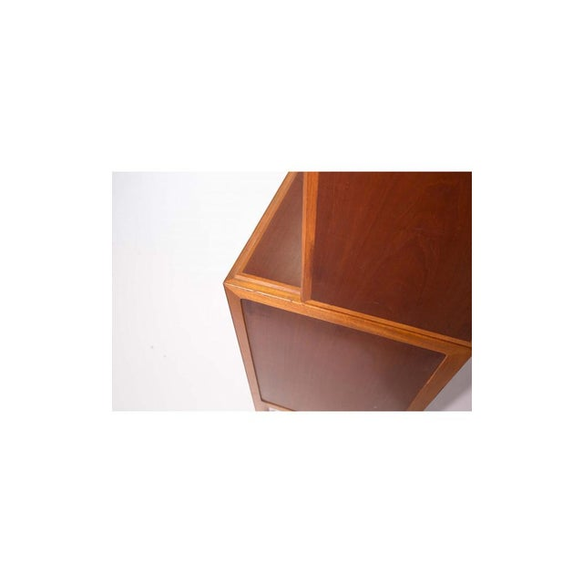 Mid-Century Swedish Bookcase Cabinets - A Pair - Image 3 of 9