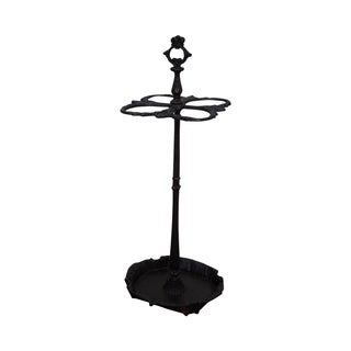 Antique Victorian Iron Umbrella Stand
