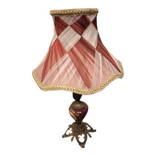 Vintage French Style Table Lamp